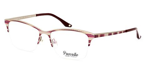 Pascalle PSE 1614-2 red/gold 52/16/140