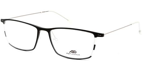 PP-240 c1 black-white/gunmetal 54/17/140