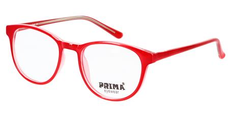 Prima LAUREN red/crystal 50/21/140